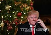 Đêm Giáng sinh, Tổng thống Donald Trump ước gì?