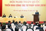 Chủ tịch nước Trần Đại Quang: Nâng cao hiệu quả thu hồi tài sản tham nhũng