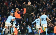 Chức vô địch Ngoại hạng Anh khó thoát khỏi tay Man City