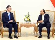 Thủ tướng Nguyễn Xuân Phúc tiếp Đại sứ Hoa Kỳ nhận nhiệm vụ tại Việt Nam