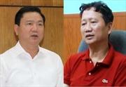 Đề nghị truy tố các bị can Đinh La Thăng, Trịnh Xuân Thanh