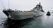 Vừa mới rút quân, Nga lại tính điều tàu chiến hạt nhân tới Syria