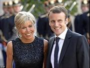 Bất ngờ với lượng thư cám ơn Đệ nhất Phu nhân Pháp nhận được mỗi ngày