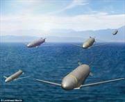 Mỹ hé lộ tên lửa 'Sói xám' tấn công theo 'bầy đàn'