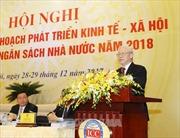 Phát biểu của Tổng Bí thư Nguyễn Phú Trọng tại Hội nghị trực tuyến cuối năm của Chính phủ
