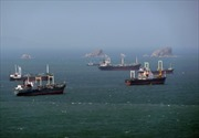 Bốn tàu Triều Tiên bị cấm tiếp cận cảng biển quốc tế