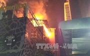 Tiệc sinh nhật chìm trong hỏa hoạn ở Ấn Độ, ít nhất 15 người chết