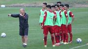 U23 Việt Nam 'luyện công' chờ VCK U23 châu Á 2018