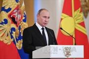 Nga nâng cấp cơ sở hải quân ở Syria