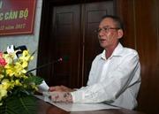 Ông Lữ Văn Hùng thay ông Trần Công Chánh làm Bí thư Tỉnh ủy Hậu Giang