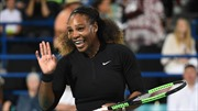 Bà mẹ tuổi 36 Serena thua Ostapenko ngay trận trở lại