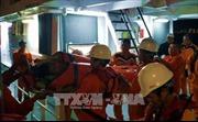 Đà Nẵng: Khẩn trương cấp cứu thuyền viên bị tai nạn trên biển