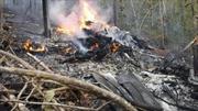 Tai nạn máy bay tại Costa Rica khiến 10 du khách Mỹ thiệt mạng