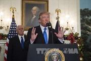Tổng thống Donald Trump: 2018 sẽ là năm 'tuyệt vời' đối với nước Mỹ