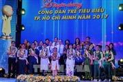 Tuyên dương 10 Công dân trẻ tiêu biểu TP Hồ Chí Minh