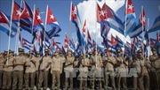 Cuba tưng bừng kỷ niệm 59 năm Cách mạng thành công