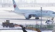 Hàng không Canada hỗn loạn vì thời tiết cực kỳ giá lạnh
