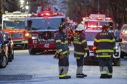 Mỹ: Hỏa hoạn ở New York, hàng chục người bị thương