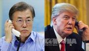 Mỹ - Hàn không tập trận chung trong thời gian Olympic PyeongChang 2018