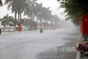 Nghệ An, Bắc Quảng Bình, Tây Nguyên mưa lớn về đêm, đề phòng an toàn các hồ chứa