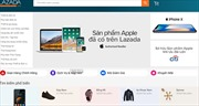 Lazada phân phối các sản phẩm Apple chính hãng tại Việt Nam từ ngày 5/1/2018