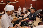 Dự trữ nhóm máu O đang cạn, kêu gọi người hiến máu gấp