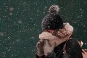 Những bức ảnh 'bom bão tuyết' ở Mỹ nhìn đã lạnh tê tái