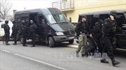 Bắt cóc con tin, đe dọa đánh bom tại Serbia