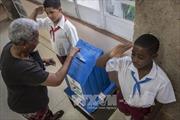 Cuba ấn định thời điểm tổ chức bầu cử Quốc hội