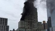Hỏa hoạn tại Tháp Trump ở New York