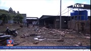 Hỏa hoạn ở Đắk Nông thiêu cháy 1.200 con lợn