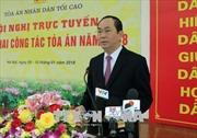 Chủ tịch nước: Tập trung xét xử nghiêm minh các vụ án kinh tế, tham nhũng