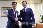 Trưởng đoàn đàm phán 6 bên của Hàn Quốc tới Mỹ thảo luận vấn đề hạt nhân Triều Tiên