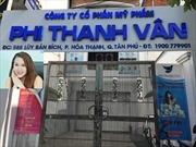 Phạt Công ty mỹ phẩm Phi Thanh Vân 155 triệu đồng, buộc tiêu huỷ sản phẩm