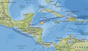 Động đất mạnh 7,6 độ Richter ngoài khơi Trung Mỹ