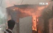 Khánh Hòa: Cháy tại khu dân cư, hai người thương vong
