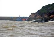 Một tàu cá chìm trên Vịnh Bắc Bộ, 8 ngư dân mất tích