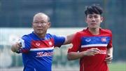 HLV Park Hang Seo cùng U23 Việt Nam sẵn sàng tạo nên bất ngờ