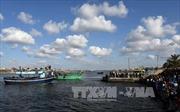 Lật tàu chở học sinh ở Ấn Độ làm nhiều người thiệt mạng