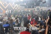 Hàng chục thanh niên nghi sử dụng ma túy trong quán karaoke ở Đồng Nai