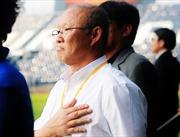 HLV Park Hang Seo: Tôi muốn chia sẻ chiến thắng này cho những người dân Việt Nam