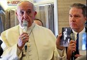 Giáo hoàng Francis cảnh báo chiến tranh hạt nhân bằng ảnh