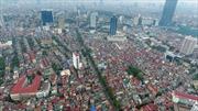 Nhiều dự án trọng điểm tại Hà Nội chậm tiến độ do vướng giải phóng mặt bằng