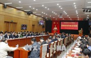 Hội nghị Ban Chấp hành lần thứ mười Đảng bộ Khối các cơ quan Trung ương