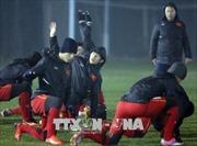 U23 Việt Nam bình thản trước trận đấu đầy áp lực với Syria