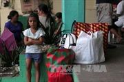 Núi lửa Mayon bất ngờ 'tỉnh giấc', hàng nghìn người dân Philippines phải sơ tán