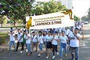 Phú Hưng Life tham gia Đi bộ từ thiện Lawrence S.Ting, giúp đồng bào nghèo đón Tết