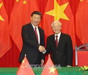 Điện mừng nhân kỷ niệm 68 năm Ngày thiết lập quan hệ ngoại giao Việt Nam - Trung Quốc