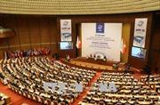 Hội nghị APPF-26: Đại biểu quốc tế đánh giá cao chủ đề của APPF-26