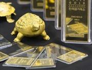 Giá vàng châu Á tăng trên nền đồng USD yếu